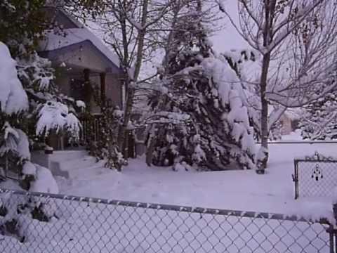 ENGLEWOOD, COLORADO SNOW