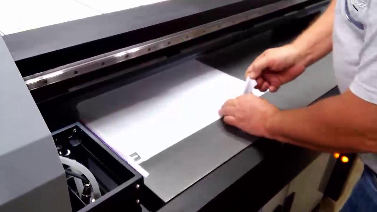 УФ печать на лентикулярном пластике и стекле.
