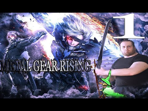 METAL GEAR RISING(INTRO-SAVE THE PRESIDENT)[1]