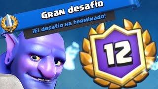 ¡¡GANO EL GRAN DESAFÍO!! GUÍA DEL MAZO QUE ME DA 12 VICTORIAS   Clash Royale con TheAlvaro845   thumbnail