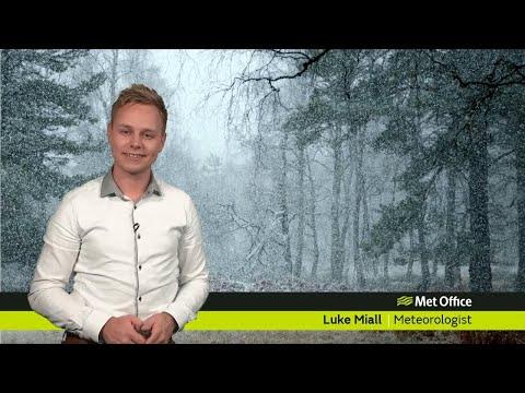 Sunday morning forecast 10/12/17