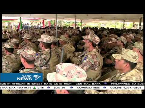 Kenya and Jordan vow to forge stronger military ties