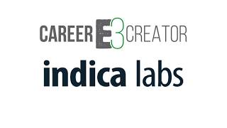 Job Creator: IndicaLabs @ the E3 Job-Offv