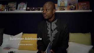 Sulaiman Adebowale - Editions Amalion