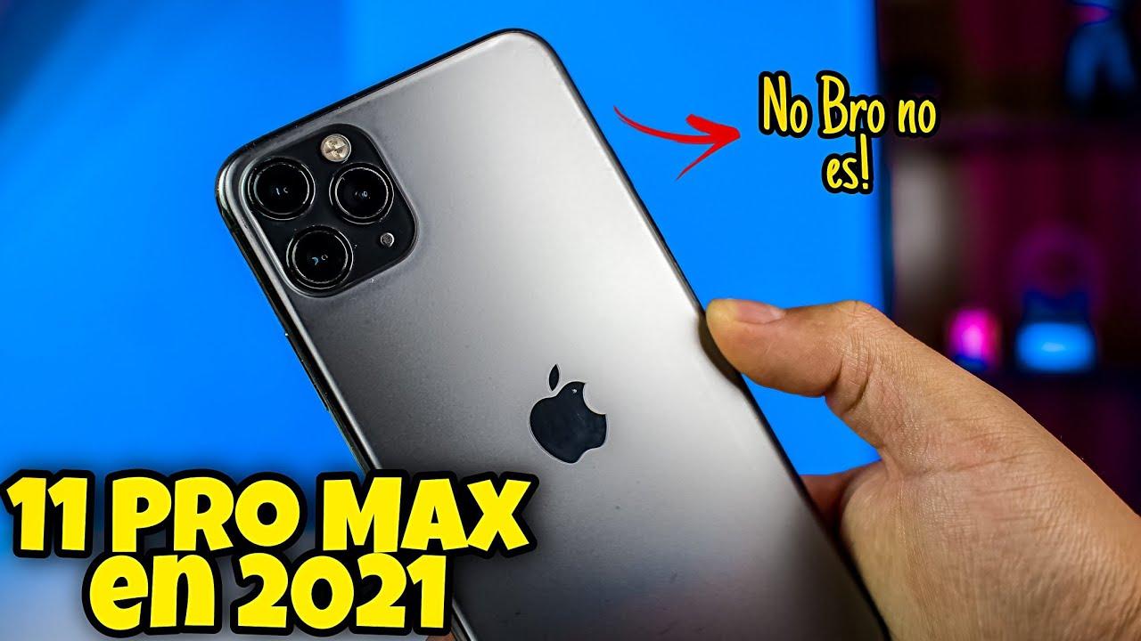 iPhone 11 PRO MAX en 2021/ No es para todos crack