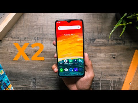 Realme X2 Unboxing and First Impressions!
