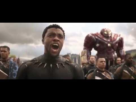 Avengers Infinity War - 「Silhouette」HD/Full Version