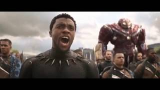 Avengers Infinity War - 「Silhouette」HD/Full Version