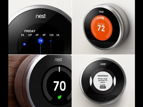 NEST THERMOSTAT INSTALLATION AND SETUP