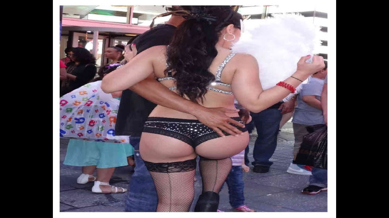 Naked Girls 2014 Times Square New York City - Youtube-2929