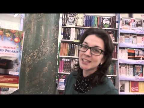 Классная пиар акция магазина книг  Буквоед