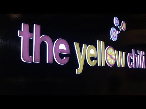 Fudzania Restaurant Review : The Yellow Chili, Riyadh