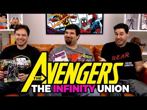 Avengers - The Infinity Unity | Back Issues