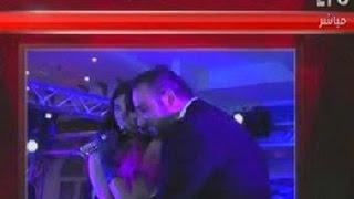 بالفيديو.. مروة اللبنانية تحضن الجمهور وتظهر «التاتو» في حفل رأس السنة