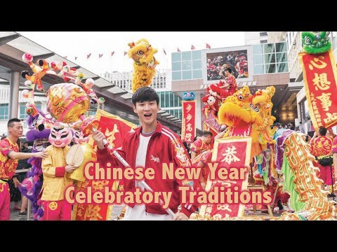 Chinese New Year Celebratory Traditions