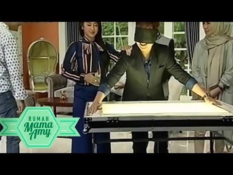 Denny Darko Coba Ramal Dewwi Persik Lewat Tarot & Seni Pasir - Rumah Mama Amy Eps. Centini (1/8)