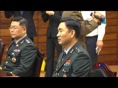 南北韓高級軍官在板門店罕見聚首