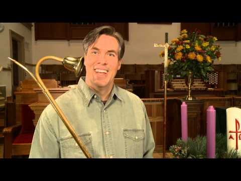 5 | Advent Wreath -- Chuck Knows Church