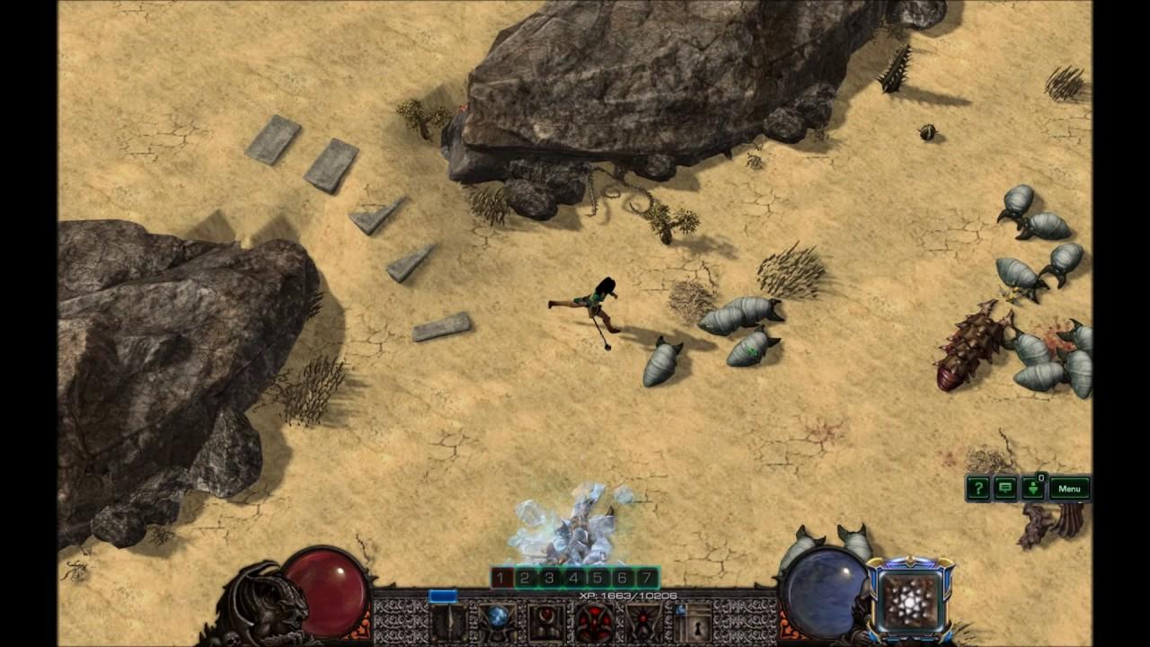 Modder is remaking Diablo II as a StarCraft II mod - TechSpot