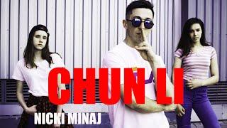 Nicki Minaj - Chun-Li   Dance   Ruslan Shakirov Choreography