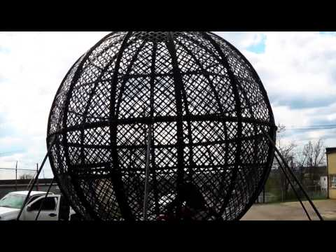 The Globe of Death Stunt Show
