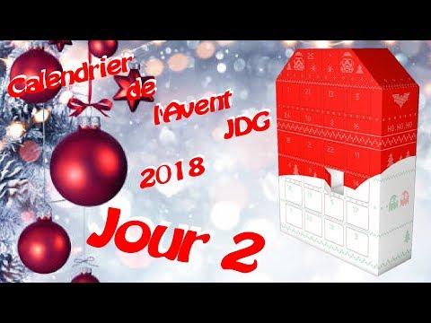 Calendrier Avent Geek.Calendrier De L Avent Jdg Journal Du Geek Jour 2