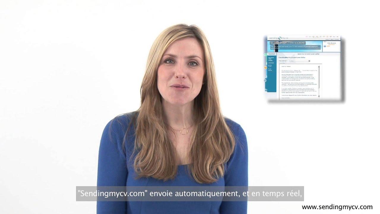 envois de cv automatique - sendingmycv