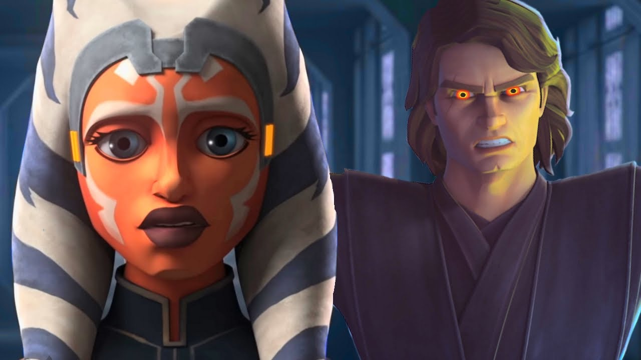 Ahsoka Was In Revenge Of The Sith We Missed It Clone Wars Season 7 Explained Youtube