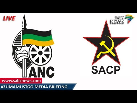 #ZumaMustGo media briefing, 11 February 2018