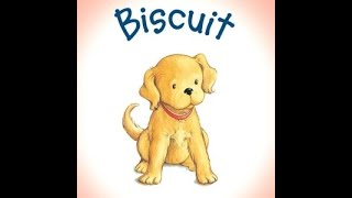 Biscuit Puppy Read Aloud Along Story Book for Children Kids