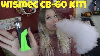 Wismec CB-60 Kit!  TiaVapes Review