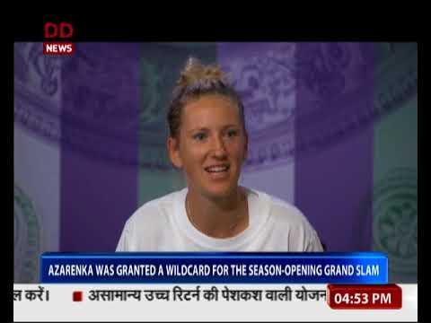 Former Champion Azarenka Withdraws From The Australian