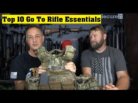 Top 10 Go To Rifle Essentials