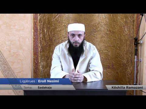 08. Sadakaja - Eroll Nesimi - Këshilla Ramazani