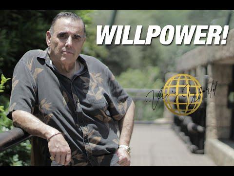 Vic's World - Willpower!