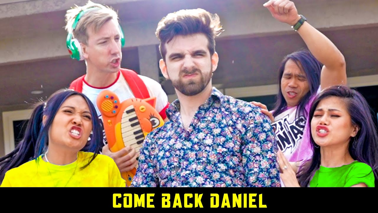 Download Come Back Daniel Song - Spy Ninjas (Official Music Video)