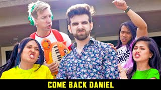 Come Back Daniel Song - Spy Ninjas (Official Music Video)