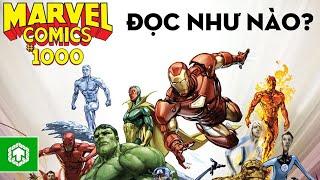 Hành Trang Bước Vào Thế Giới Truyện Tranh Marvel | Đào Bới Comics