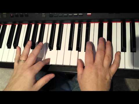How to play Nick Nack Paddy Wack Alfreds Basic Piano Library