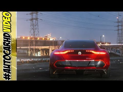 NEW RIVAL!! OF Tesla Model S,Fisker EMotion [2019] High-tech and high-performance  #autocarhdvideo