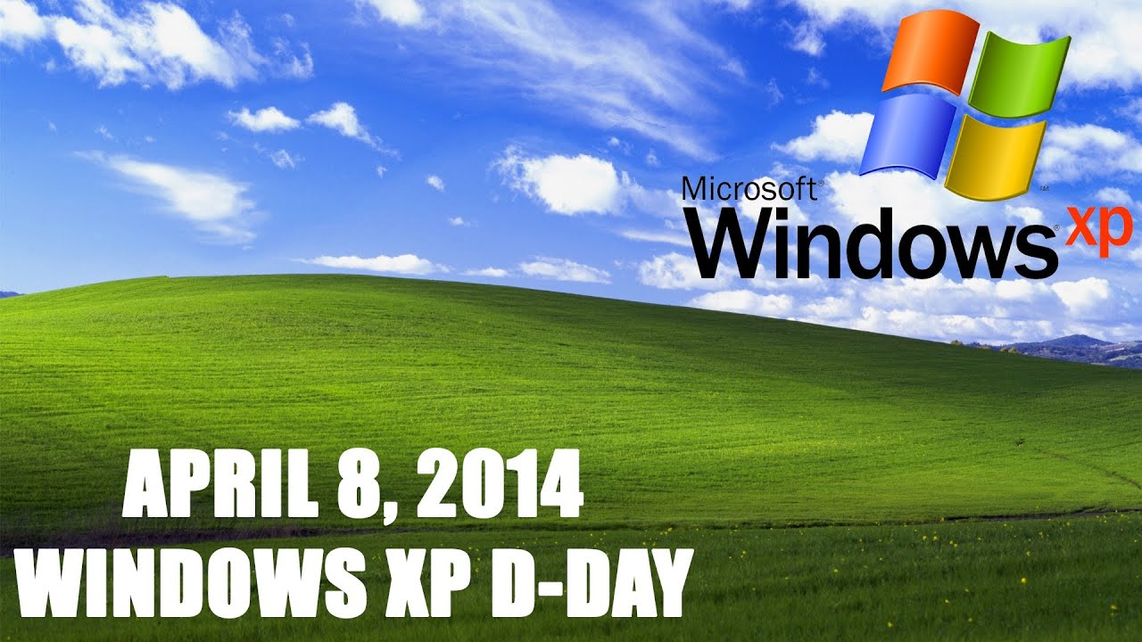 PSA End Of Support For Windows XP April 8 2014 YouTube