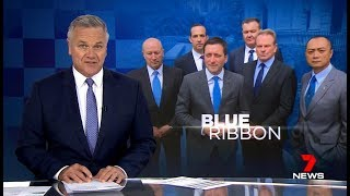 Seven News Exclusive. Liberal Party Election Police Candidates.(Victoria)