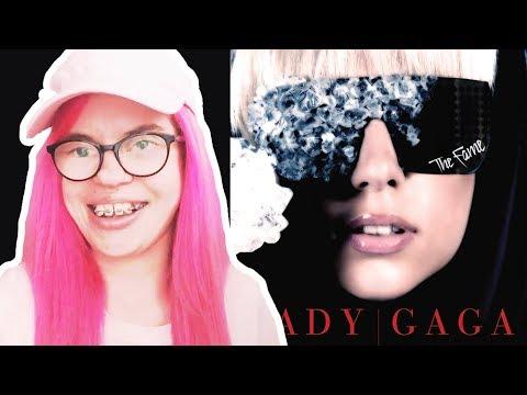 LADY GAGA - THE FAME (ALBUM REACTION) | Sisley Reacts
