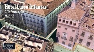 Video para cliente: Localización Hotel Lusso Infantas