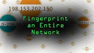 How to Perform Network Fingerprinting with Maltego