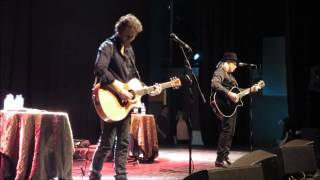 ELLIOTT MURPHY & OLIVIER DURAND Navy Blue (with introduction)