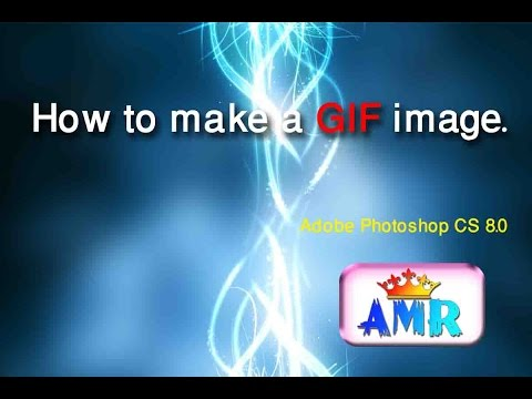 """How to create a GIF image. Tutorial-2 """"Animation Image"""""""