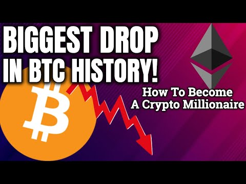 BITCOIN HISTORY MADE!! How To Become A Cryptocurrency Millionaire! (BTC/Ethereum Trading Price News)