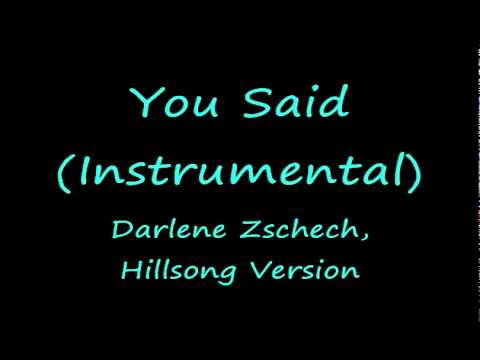 You Said (Instrumental)