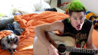 "Adele - ""Someone Like You"" (Matt Toka Acoustic Cover)"